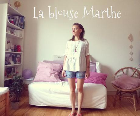La blouse Marthe