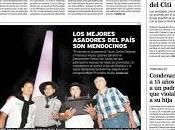 Mendoza remporte championnat fédéral l'asado [Coutumes]
