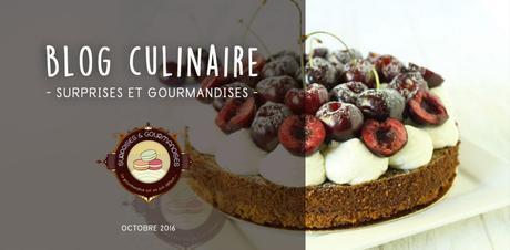 Le blog culinaire du mois d'Octobre – Surprises et Gourmandises