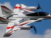 Horizon Hobby présente l'E-flite: drone convertible avion multirotors