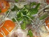 Papillotte poissons faignante.........