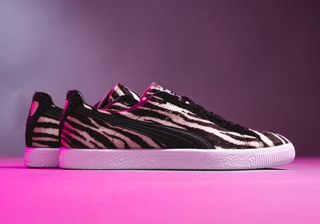 Puma Clyde Animal Pack