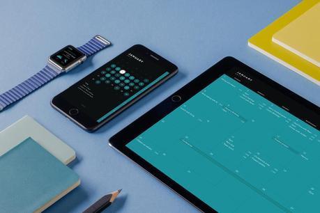 Timepage de Moleskine : Le meilleur calendrier sur iPhone arrive désormais sur iPad