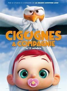 Cinéma Les 7 mercenaires / Cigognes et compagnie