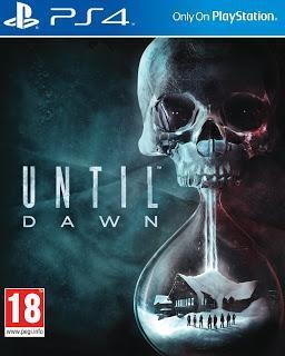 Mon jeu du moment: Until Dawn