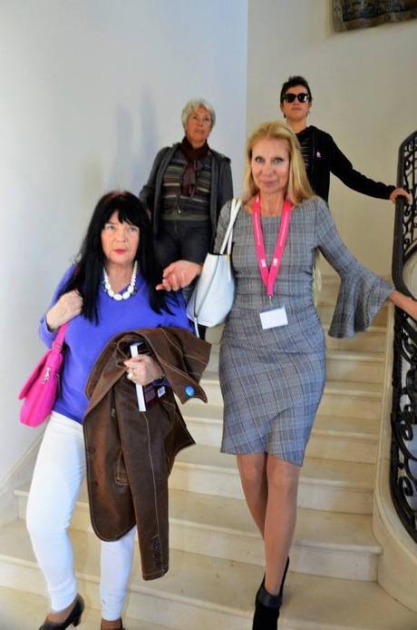 Une première séance de dédicaces pour Annik Couppez Véronèse d'Olrac