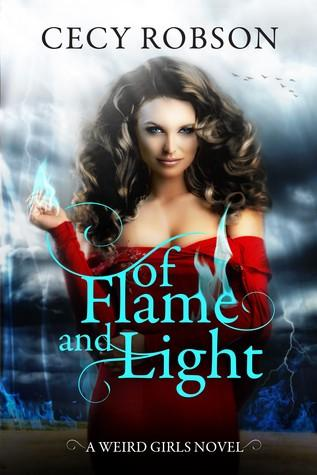 Weird Girls T.7 - Of Flame and Light - Cecy Robson (VO)