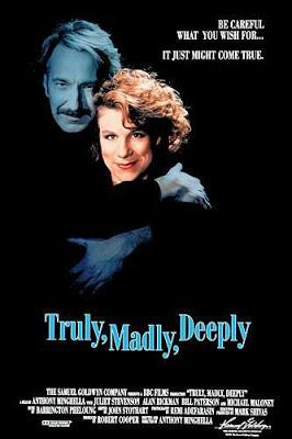 Truly, Madly, Deeply - Anthony Minghella (1991)