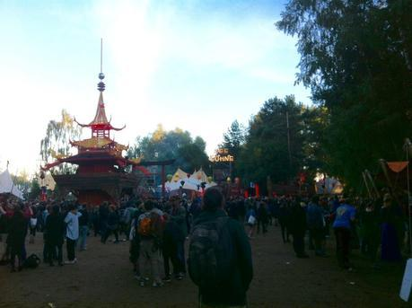 Report – Fusion Festival : F comme Funktion One