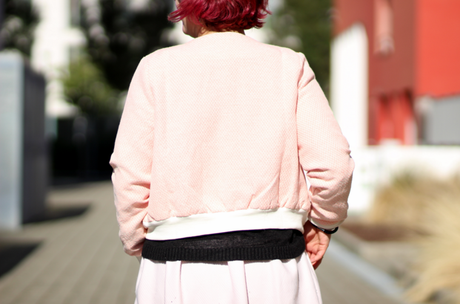 blog mode nantes bomber la redoute mademoiselle R