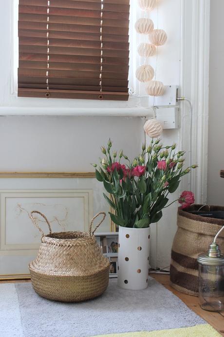 panier boule naturel idée décoration