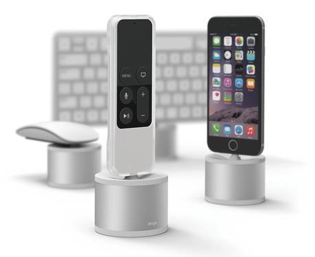 Elago D Stand: station d'accueil élégante et câble aluminium pour iPhone 7