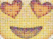 Smiley Emojis nouvelles armes Marketing
