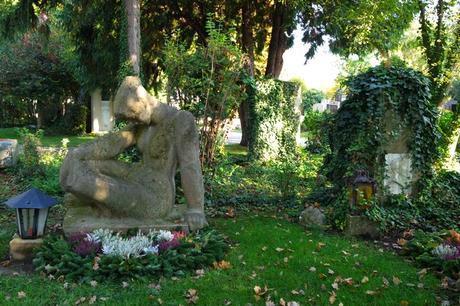 vienne cimetière central zentralfriedhof