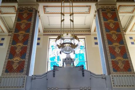 vienne cimetière central zentralfriedhof église saint charles borromée art nouveau