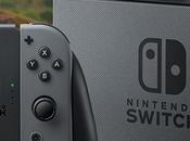 Nintendo Switch présentation complète janvier 2017