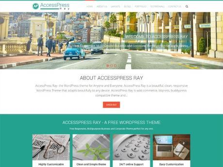 AccessPress-Ray