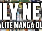 Daily News, l'actualité manga Japon octobre 2016