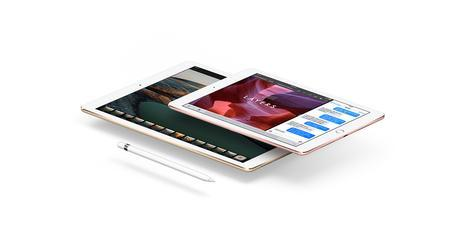 L'iPad est toujours N°1 dans le marché des tablettes
