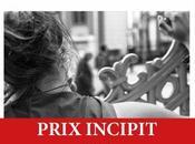 """Prix Incipit 2016 pour roman """"Vous"""""""