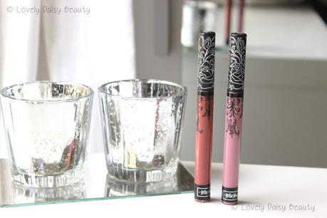 Kat Von D Everlasting Liquid Lipstick | Le coup de coeur ! 🌹💋