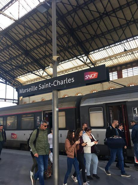 C'est l'heure du débriefing : j'étais au départ des 20 km de Marseille-Cassis!