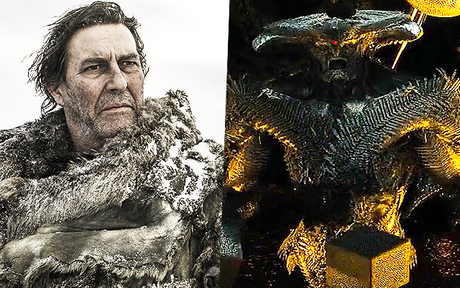 MOVIE | Justice League : Ciaran Hinds (Game of Thrones) sera le méchant Steppenwolf !