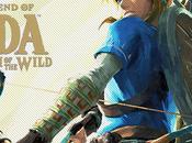 Zelda Breath Wild Hyrule d'hier d'aujourd'hui