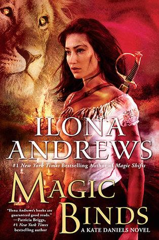 Kate Daniels T.9 : Magic Binds - Ilona Andrews (VO)