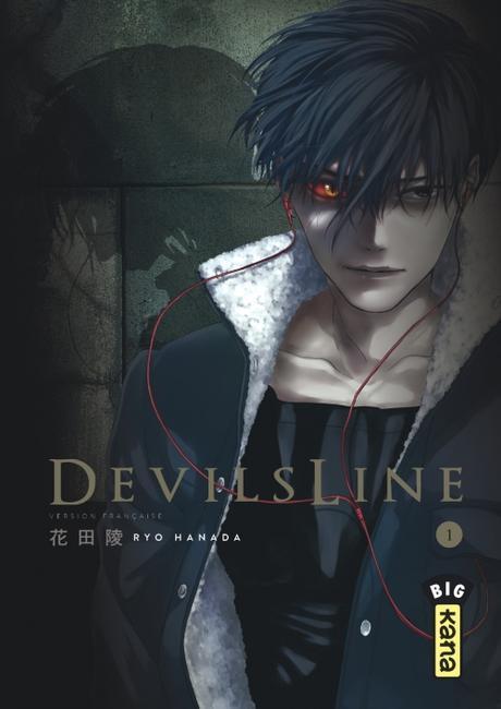 Couverture Devil's Line, tome 1