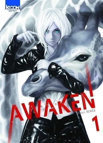 Couverture Awaken, tome 1