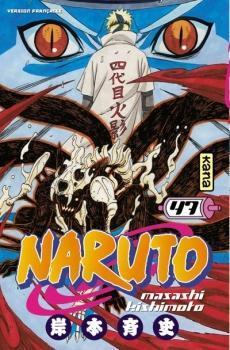 Couverture Naruto, tome 47