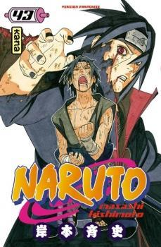 Couverture Naruto, tome 43