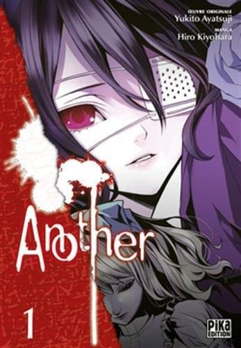 Couverture Another, tome 1