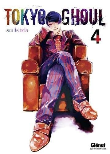 Couverture Tokyo Ghoul, tome 04