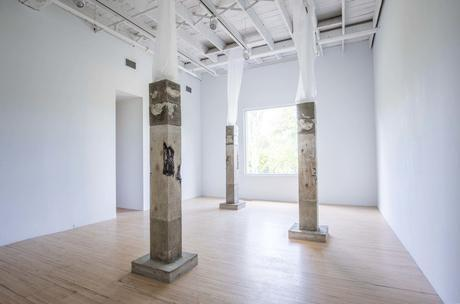 Standing in the Shadow of the Obvious Exhibition view at Axenéo7 Gallery, Gatineau