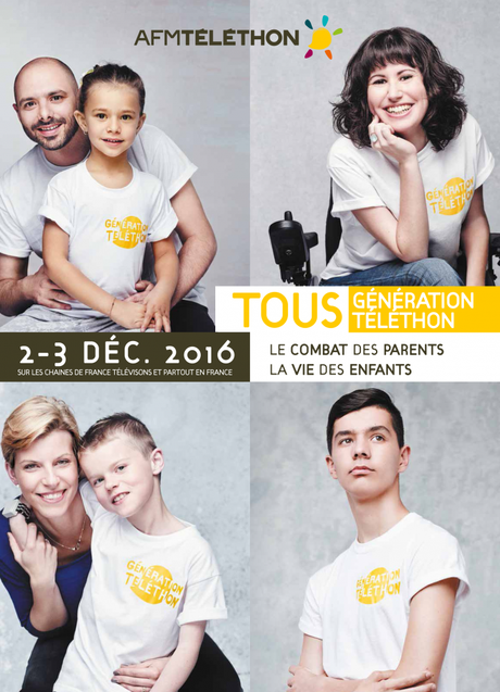 Participation au Téléthon 2016