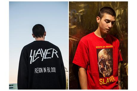 SUPREME X SLAYER – F/W 2016 CAPSULE COLLECTION