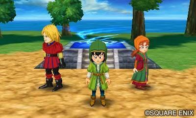 Mon jeu du moment: Dragon Quest VII