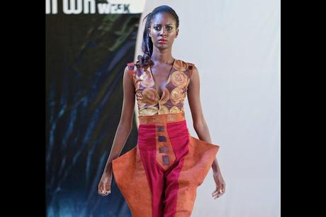 From Batik 2 boutique - Fashion week a Accra