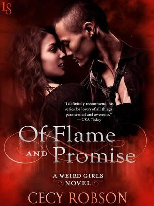Weird Girls T.6 : Of Flame and Promise - Cecy Robson (VO)