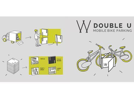 Double U par Aurélia Durand et Daniel Espeland