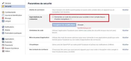 Comment se protéger contre piratage Facebook ?