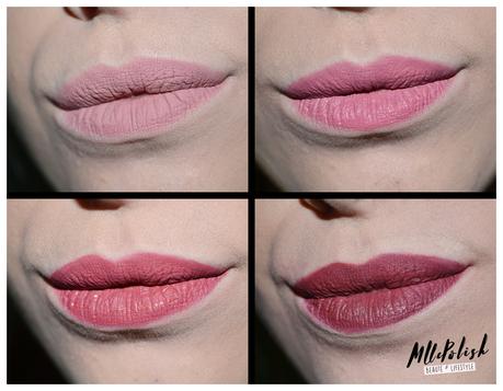 Les Matte Lip de chez Colourpop
