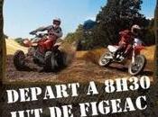 Rando moto-quad associations l'IUT Figeac (46), novembre 2016
