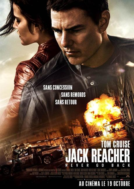 [critique] Jack Reacher : Never Go Back