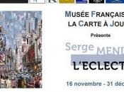 Musée Français carte jouer Issy- les- moulineaux Exposition Serge MENDJISKY L'Eclectique