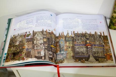 Livre Harry Potter Les Editions Illustrees Par Jim Kay A
