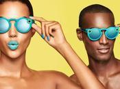 Spectacles l'application Snapchat dévoile lunettes connectées