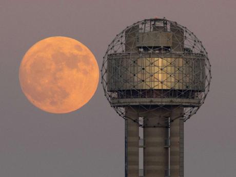 La tour de la réunion (Dallas) - © Tom Fox/AP/SIPA